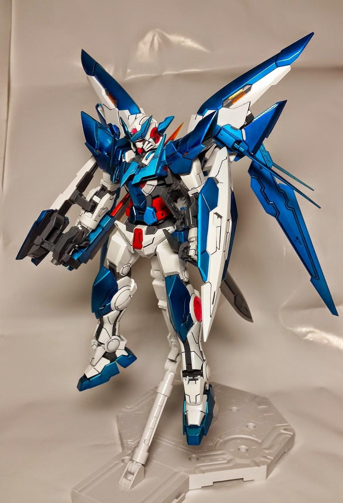 GN-001REIII Gundam Exia Repair III | The Gundam Wiki ...  |Gundam Exia