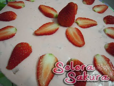 Strawberry Cheesecake...