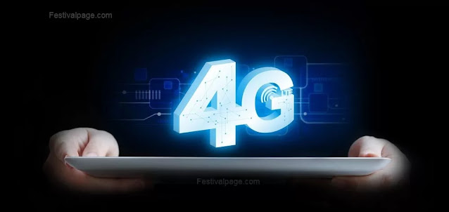 What is the Full Form of 4G?