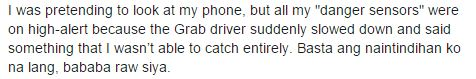 Touching story of a Grab Driver that was posted by his passenger! MUST READ!