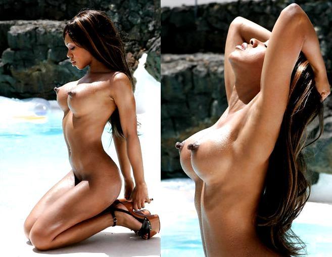 Long nipples nude
