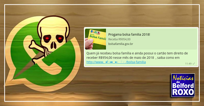 Golpe do Bolsa Família no WhatsApp atinge 600 mil pessoas em 24 horas feaa4d86572