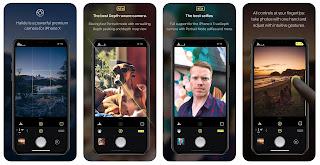 Aplikasi Kamera Terbaik: Halide iPhone