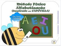 como alfabetizar educação infantil