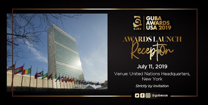 GUBA Awards USA to Be Launched at UN Headquarters in New York