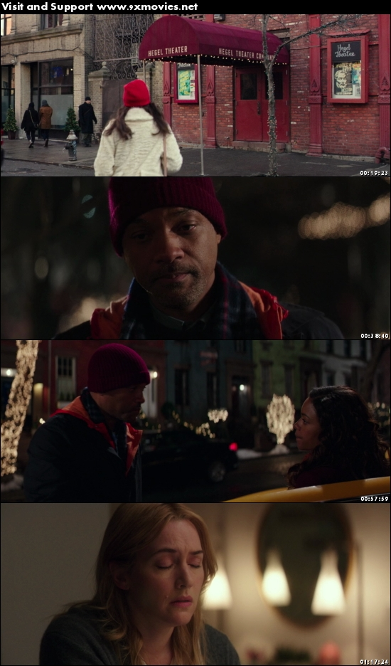 Collateral Beauty 2016 English 480p BRRip 300MB ESubs
