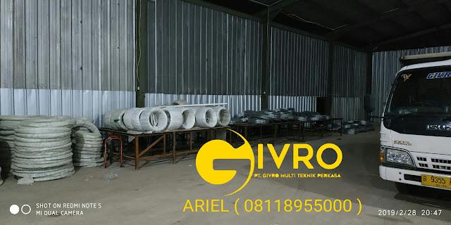 Pabrik Givro Multi Teknik Perkasa