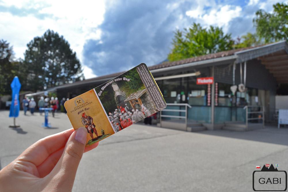 Austria, Schwaz kopalnia srebra