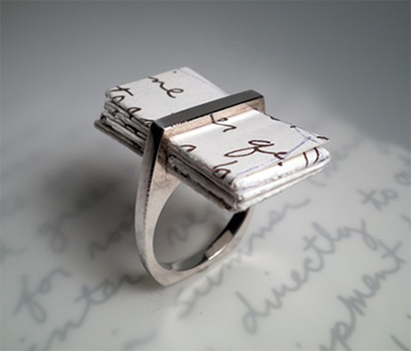 One Origin Jewelry Will Take Your Wedding Vows Love Letters Or Any Words From The Heart And Bind Them Together In A Custom Ring That