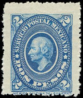 Mexico 1884 -  Miguel Hidalgo y Costilla
