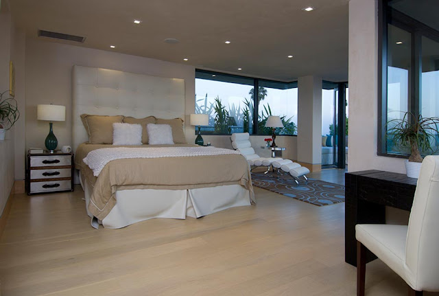 Another modern bedroom