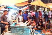 H-1 Idul Adha, Pedagang Daging di Tebo Sempat Kehabisan Stok