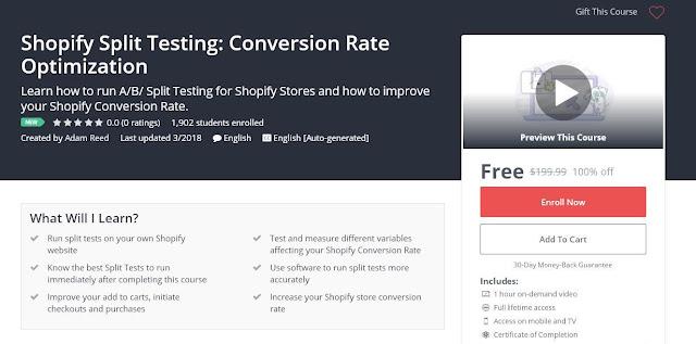 Shopify Split Testing: Conversion Rate Optimization