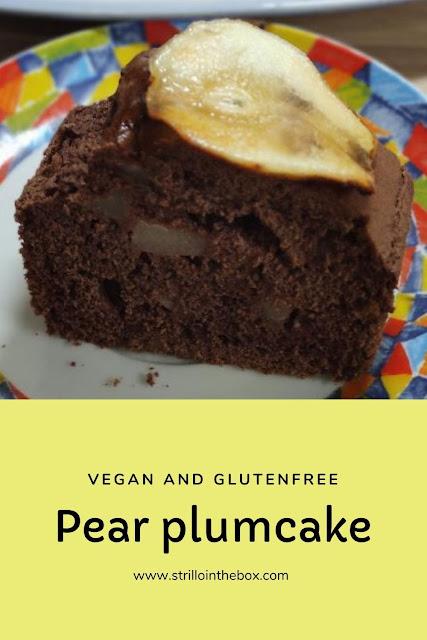 pear+plumcake+vegan