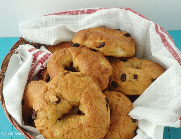 cinnamon raisin bagels| www.blahnikbaker.com
