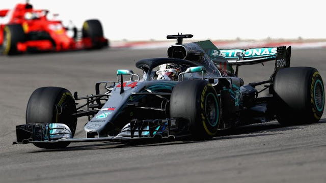 Hasil GP Rusia: Hamilton Juara, Mercedes Finis Satu-Dua