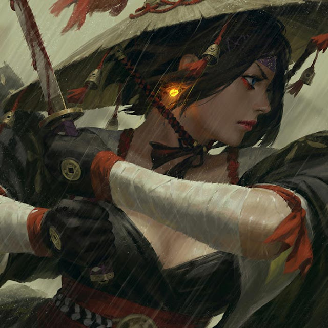 War by Guweiz Wallpaper Engine