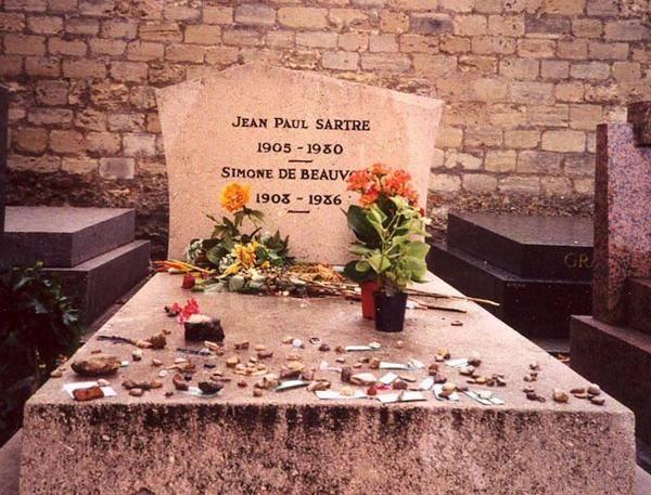 Mi muerte por Jean Paul Sartre