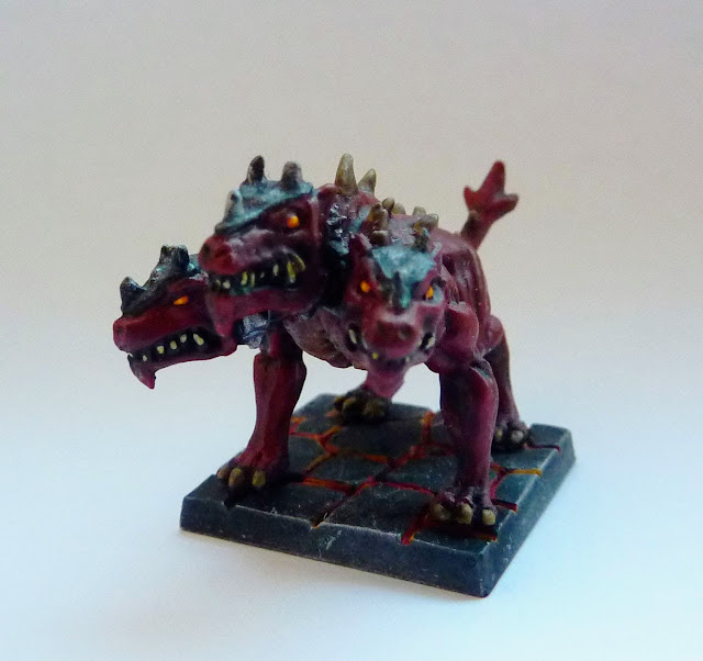 Hellhound - Infernal Crypts expansion for Mantic's Dungeon Saga