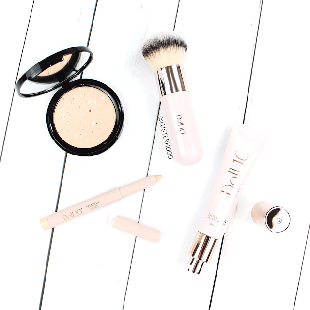 Doll 10 Beauty Makeup Review  |  Lusterhood