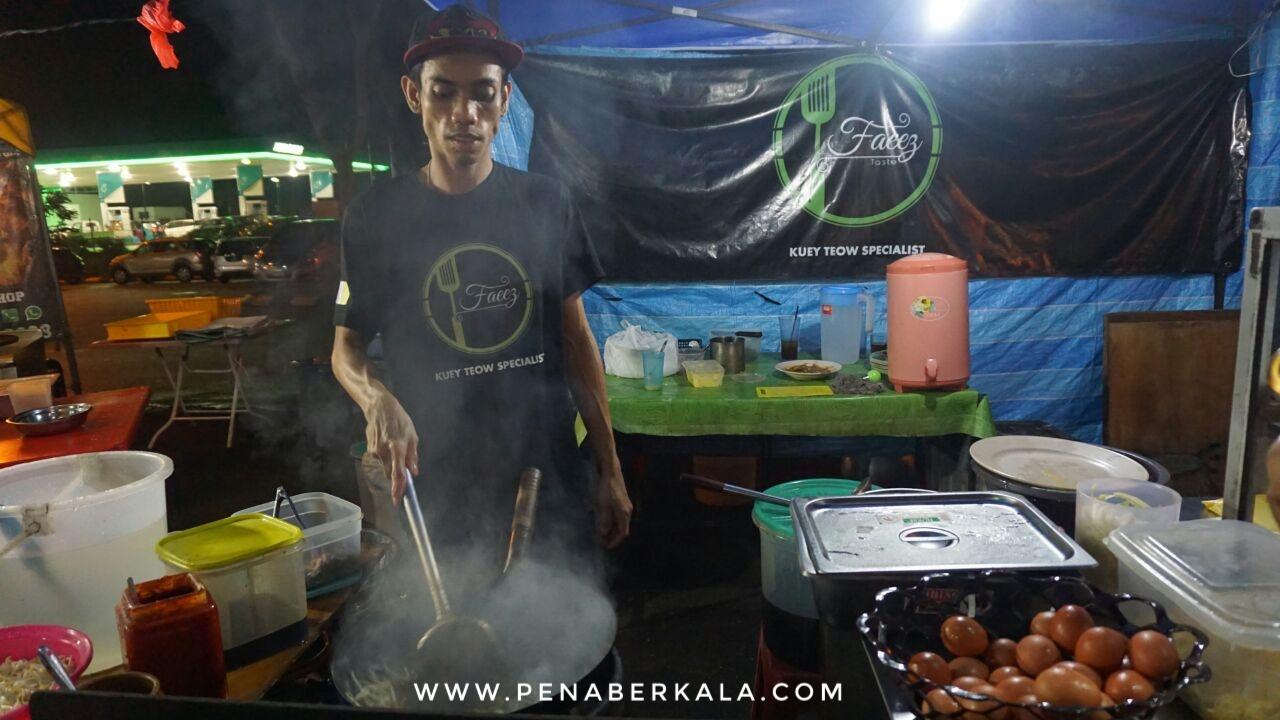 Dari Dapur Kecah Penang Char Kuew Teow Easy And Delicious Harga Visible Voice Tempat Makan Best Di Lepark Port Saujana Utama