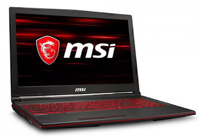 Laptop Gaming Murah MSI GL63 8SC