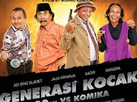 Download Film Generasi Kocak 90an vs Komika (2017) Full Movie