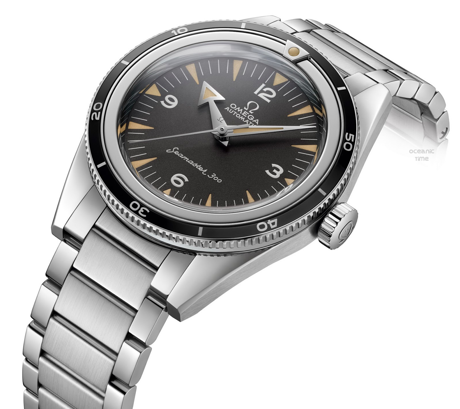 The Seamaster 30060th Anniversary 39mm forecast