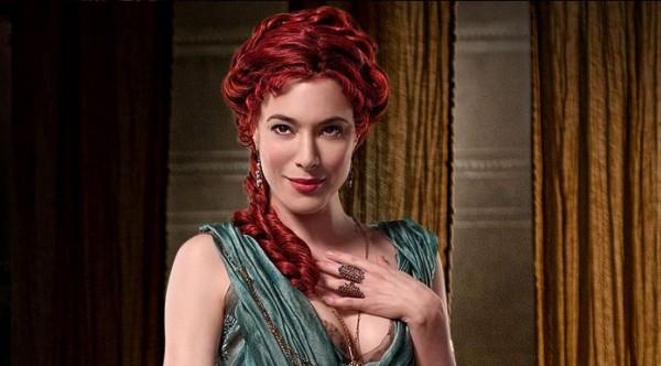 Jaime Murray como Gaia