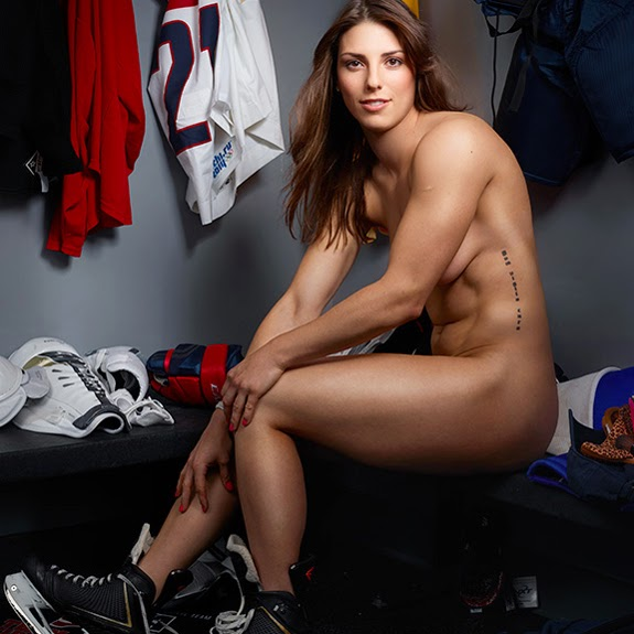 Naked ice hockey would be a much gentler game, I think.