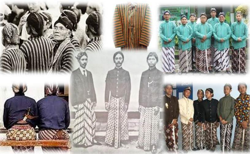 Pakaian Adat Jawa Tengah Gambar Keunikan Dan Penjelasannya Secara