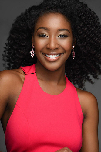 Miss Teen USA 2018 Candidates Contestants Delegates District of Columbia Madison Chambers