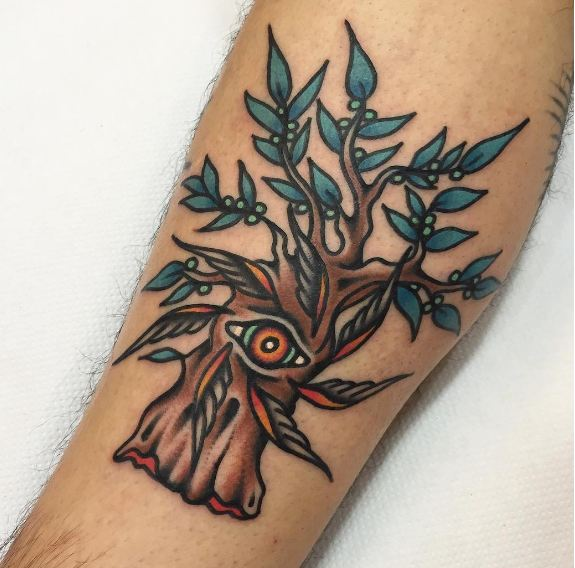50 Meaningful Tree Tattoos Designs for Nature Lovers () of 43 by Patrick