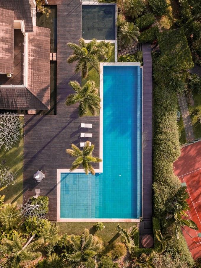 Sistemi di ricircolo per piscine: le loro caratteristiche estetiche e funzionali