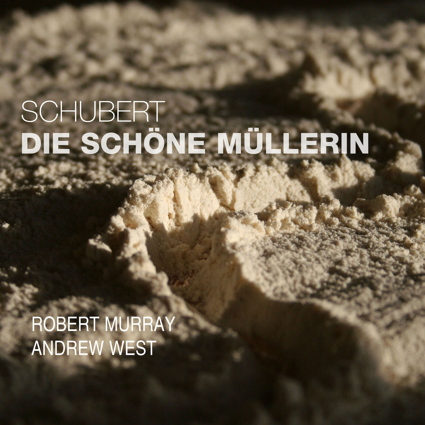 RECORDING OF THE MONTH | July 2016: Franz Schubert - DIE SCHÖNE MÜLLERIN (Robert Murray, tenor; Andrew West, piano; Stone Records 5060192780628)