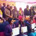 शेफर्ड टाइगर फोर्स इण्डिया ने मेधावी छात्र-छात्राओं को किया सम्मानित