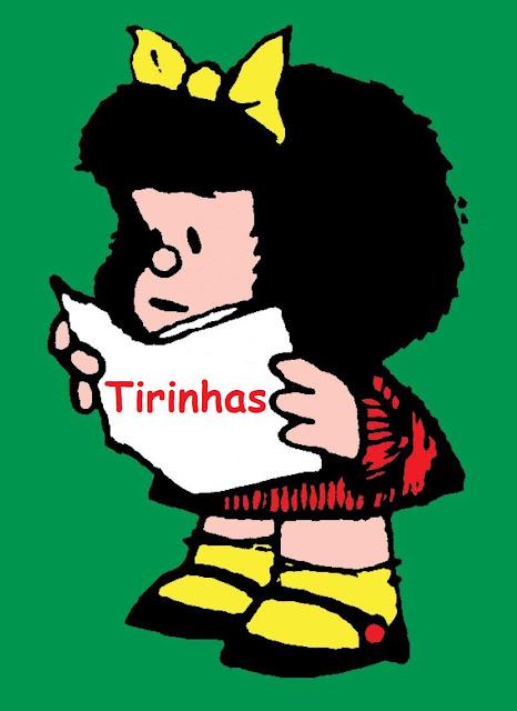 Tirinhas da Mafalda - Vol. 2 - Eunice Isaias