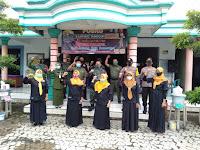PPKM Mikro Harus Sukses, Dandim 0802/Ponorogo Tinjau Posko di desa Ngampel dan  di Seluruh Wilayah Ponorogo