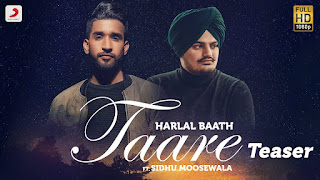 Taare Lyrics - Harlal Batth & Sidhu moosewala - Lyricsonn