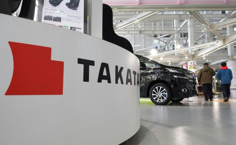 Takata is at the centre of the auto industry's biggest-ever safety recall, after a defect in its airbags lead to at least 15 deaths worldwide
