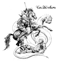 Cockblockers album artwork