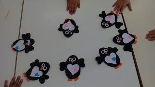 pingüinos-de-corazones-para-san-valentin
