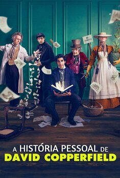 A História Pessoal de David Copperfield Torrent – BluRay 1080p Dual Áudio