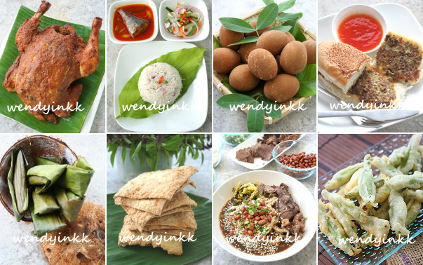 Table for 2 or more malaysian food fest come join the fun these are some of the dishes ive prepared in advance for the event as you all know i need a lot of lead time and i always find it hard to join forumfinder Gallery