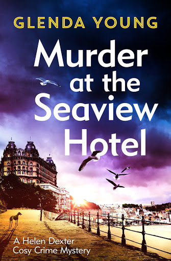 My debut cosy crime, out in August!