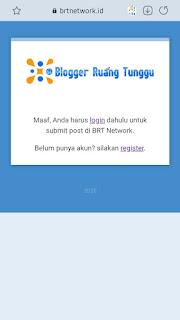Gabung jadi member BRTnetwork