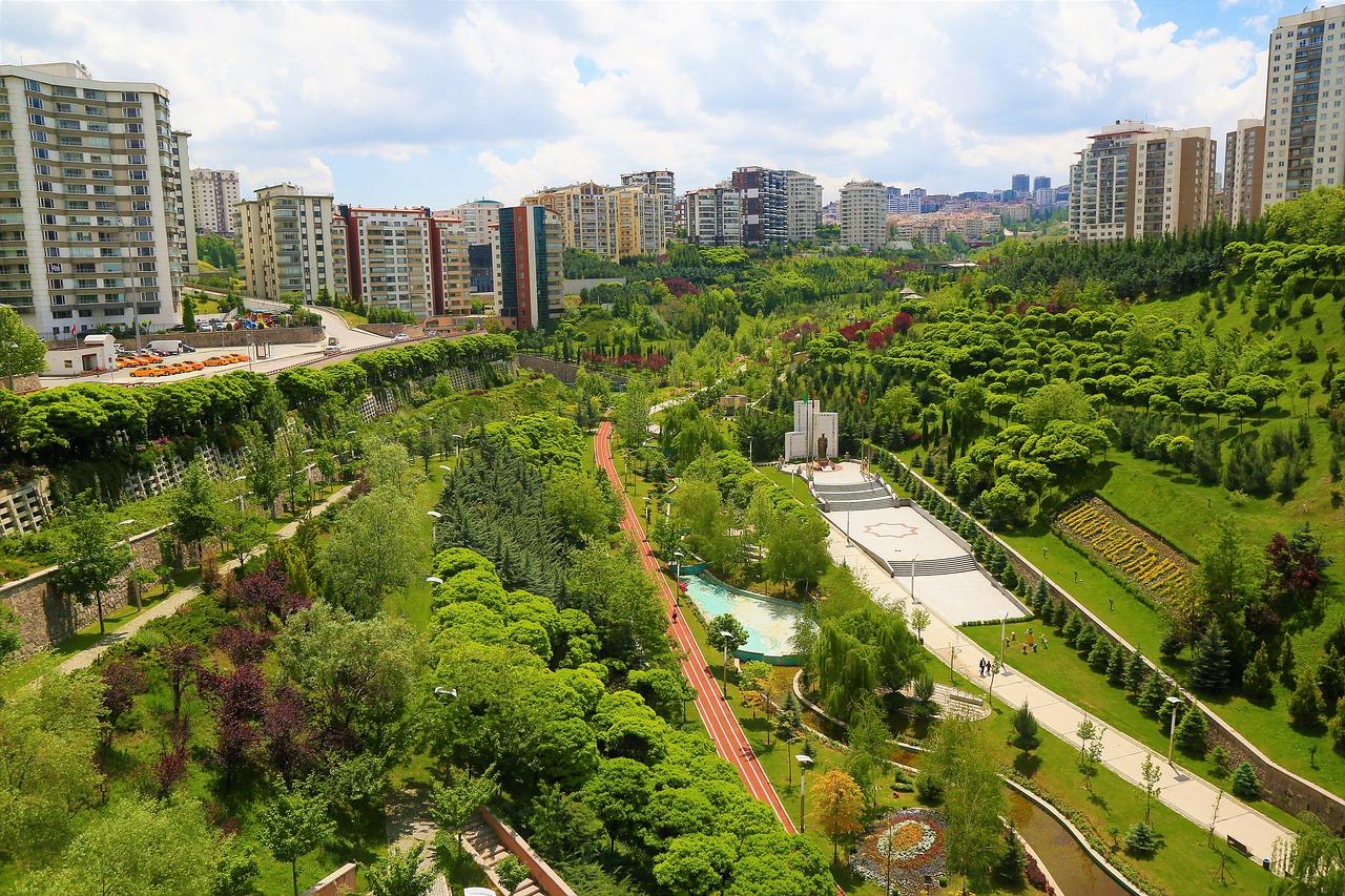 Ankara population