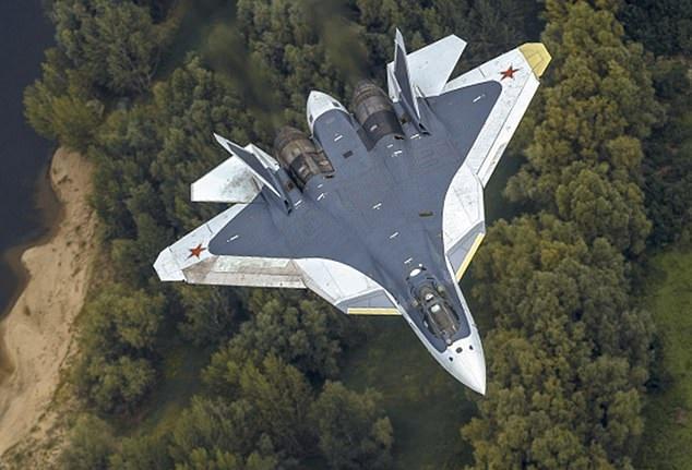 L'aereo russo più sofisticato del valore di $ 155 milioni cade a terra