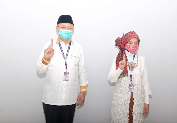 Kalah Pilgub Ngadu ke MK,  Ini 5 Pelanggaran CE-Ratu Selama Pilgub Jambi 2020