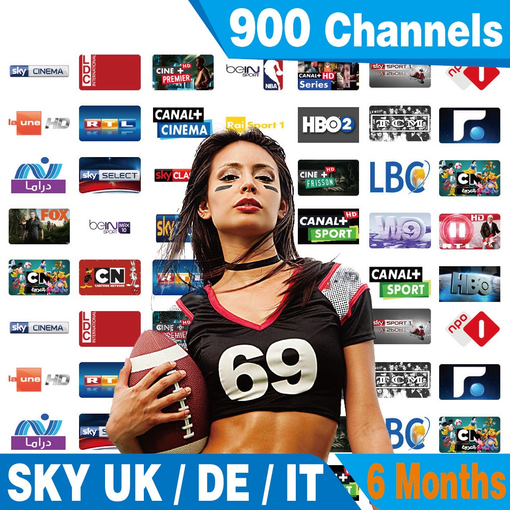 Free Playlist IPTV M3U IT/DE/UK/FR/ALB/RU/NL/TR/USA/VOD/OSN/SRB/AR